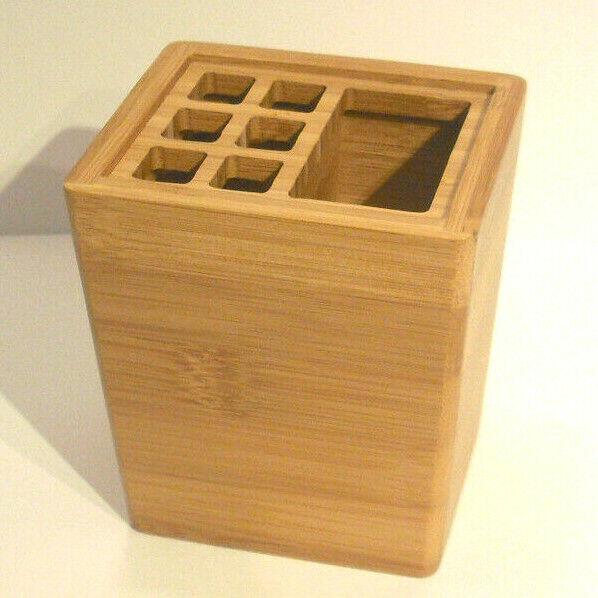 Wedo 61407 K/öcher Bambus braun
