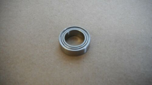 "SSRI1038ZZW11MC NHB SINGLE ROW BALL BEARING  .375/"" X .625/"" X .195/"""