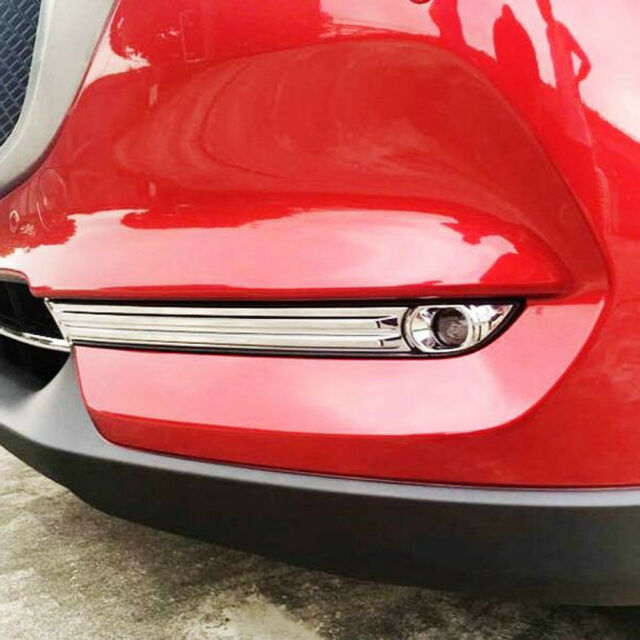 2015-2019 For Nissan Murano ABS Chromed Accessories Front Fog Light Lamp Cover