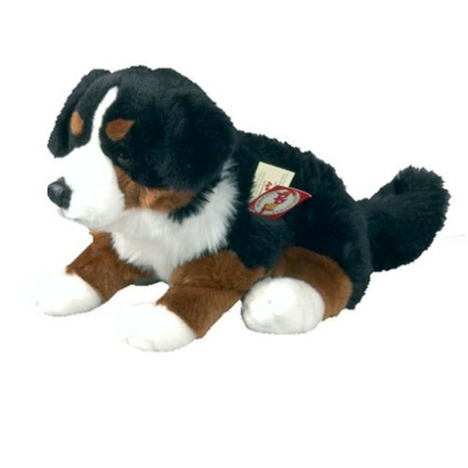 Hermann teddy collection 928713 29 cm berner mountain dog sitzung stofftiers