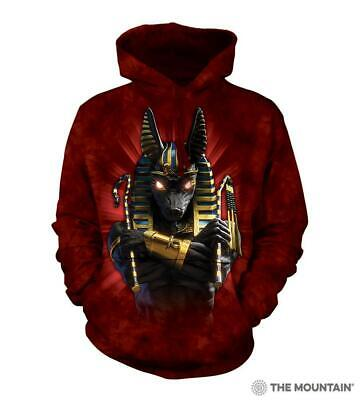 Spiritual Cultural Sizes S-5XL NEW Anubis Soldier T-Shirt by The Mountain