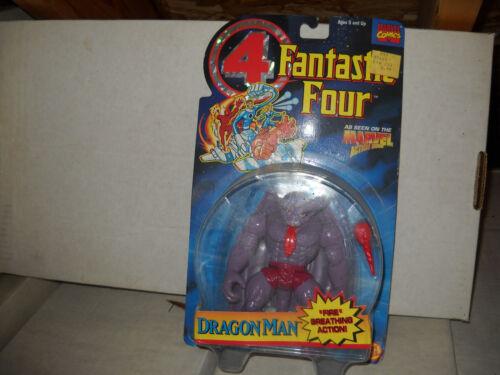 Quatre Fantastiques-Dragon Homme