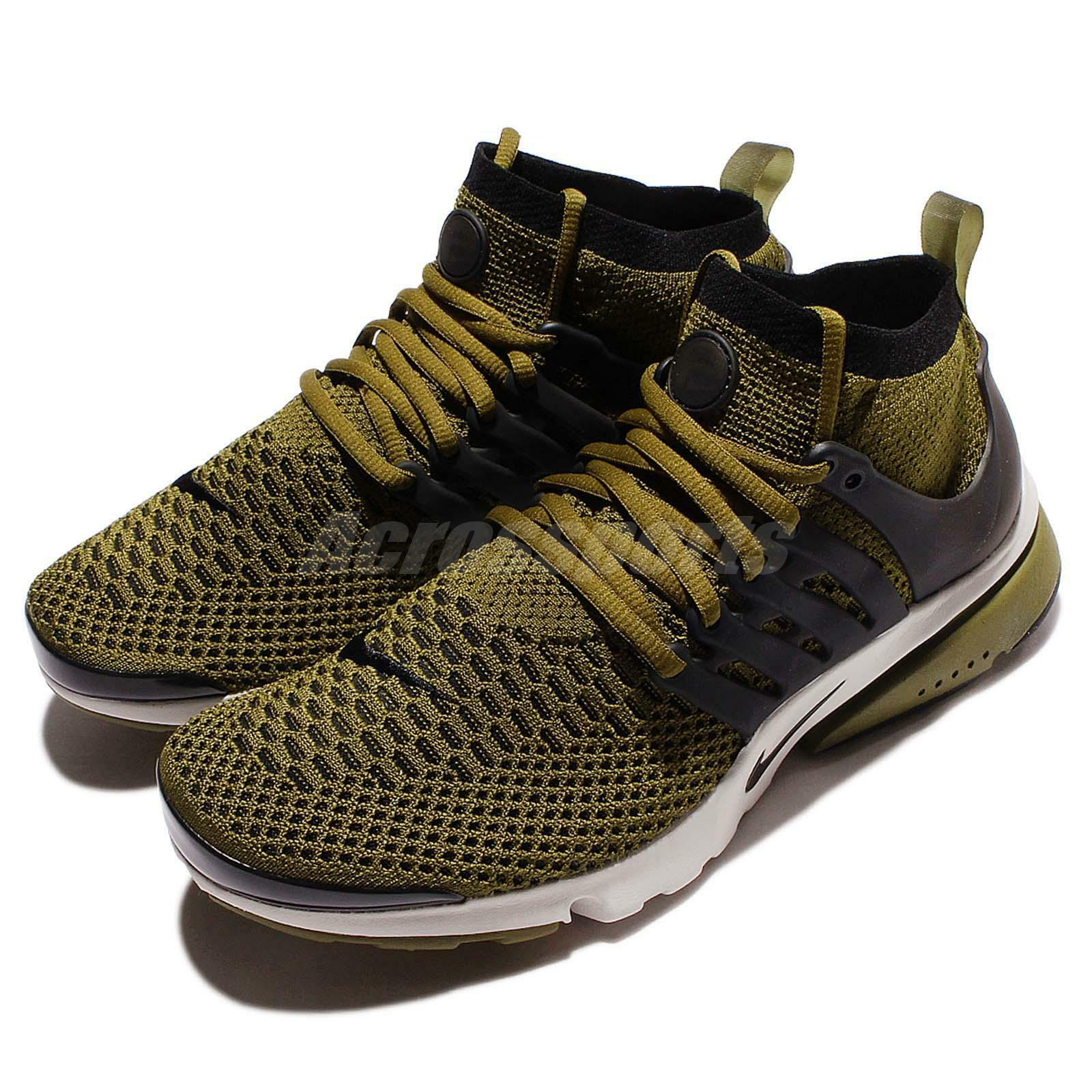 5f0ec5d7b3df0 Nike Air Presto Flyknit Ultra Olive Flak Undefeated Green Men Shoes  835570-300 outlet