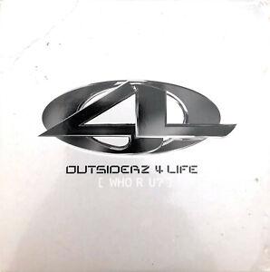 Outsiderz 4 Life CD Single Who R U? - Europe (VG/VG+)