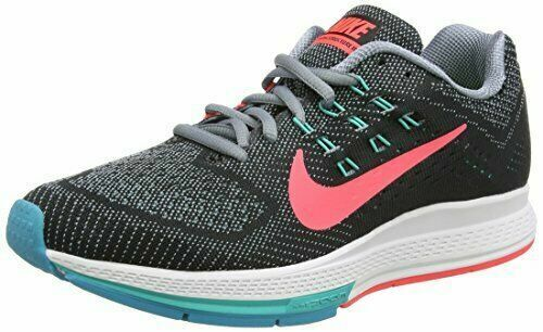 Size 11 - Nike Air Zoom Structure 18 Gray - 683737-001 for sale ...