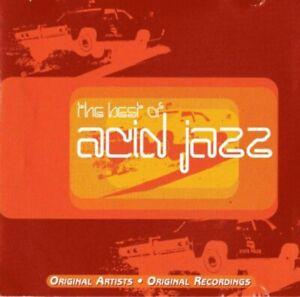 THE-BEST-OF-ACID-JAZZ-14-Tracks-CD-Album-EC-FREE-POST