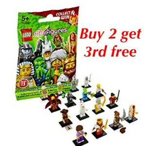 LEGO-71008-SERIES-13-MINIFIGURES-CHOOSE-OR-PICK-A-FIGURE-New