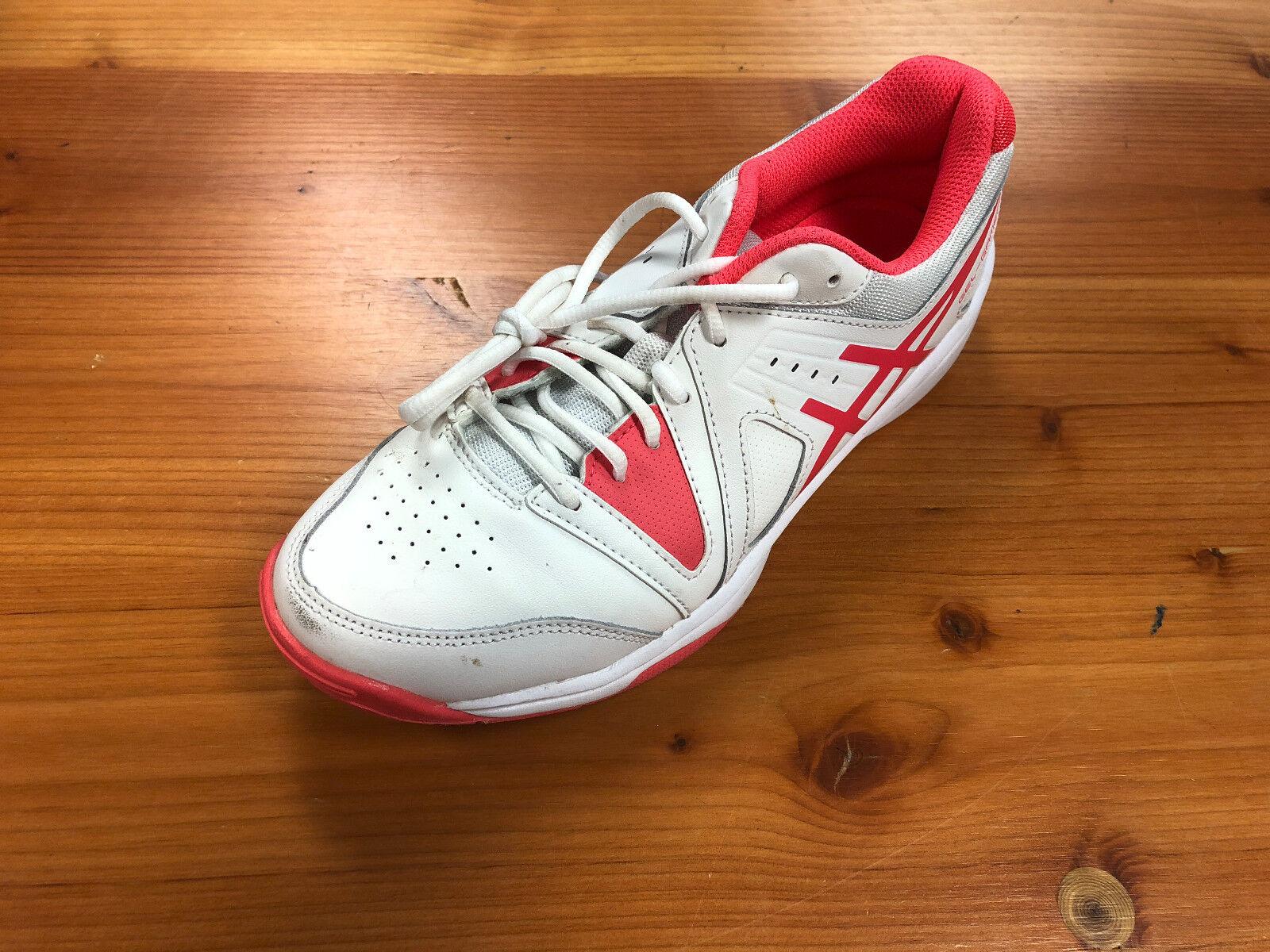 Para Hombre Zapatos Zapatos Zapatos Asics Gel-Game 6 Seminuevo Tenis Tamaño del zapato 7  seguro de calidad