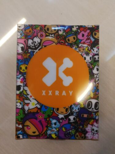 """Mighty Jaxx XXRAY Tokidoki 4/"""" Salary Man"""