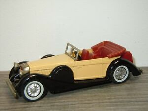1938-Lagonda-Drophead-Coupe-Matchbox-Yesteryear-Y-11-England-34034