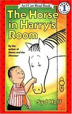 I Can Read Level 1: The Horse in Harry's Room by Syd Hoff and Hoff (2002, Paperback, Reprint)