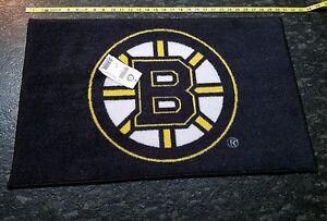 Image Is Loading Nwt Boston Bruins Nhl Bedroom Bathroom Door Floor