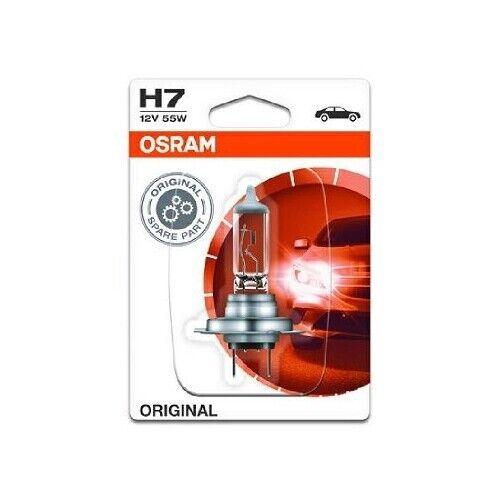 Glühlampe Glühbirne OSRAM H7 55W//12V Sockelausführung 64210-01B PX26d