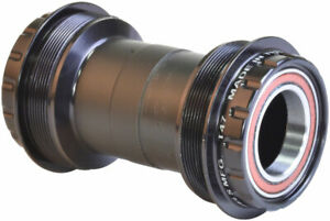 Wheels Manufacturing T47 Inboard Bottom Bracket with Angular Contact Bearings