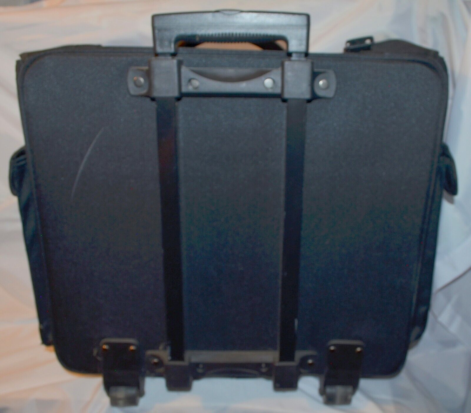 Sbook Companion Rolling Tote Storage Bag Container Travel Large