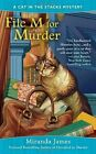File M for Murder by Miranda James (Paperback / softback)