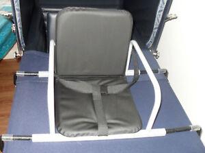COACH-BUILT-PRAM-CHILD-TODDLER-SEAT-for-Silver-Cross-Prams