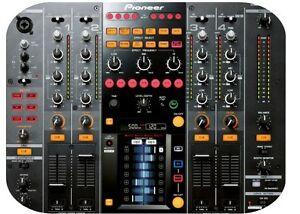 Pioneer-DJM-2000-DJ-Mixer-Mouse-Pad-Computer-PC