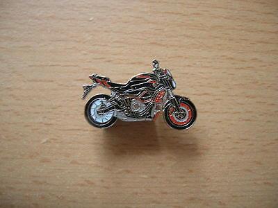 Pin Anstecker Yamaha MT 07 / MT07 Moto Cage rot/schwarz Bj. 2015 Art. 1223 Moto