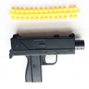 PISTOLA-in-plastica-guntoy-pistola-spara-in-gomma-morbida-munizioni-proiettile-d-039-aria-consegna