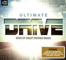 4CD*ULTIMATE ... DRIVE***77 SUPERHITS!**NAGELNEU & OVP!!!