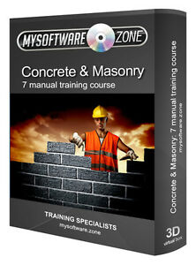 Learn-Concrete-and-Masonry-Bricklaying-Training-Course-Manual-Guide