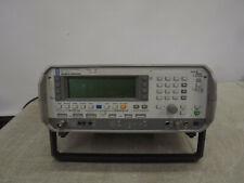 Wandel Goltermann Spm 38 Selective Level Meters Range 50 Hz 18 Mhz