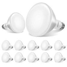 Lediary 12 Pack Br30 Led Recessed Light Bulbs Ul Listed Led Bulb For Cans Dim