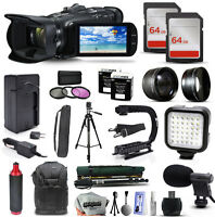 Canon Vixia Hf G40 Full Hd Camcorder With Built-in Wi-fi Filmakers Kit