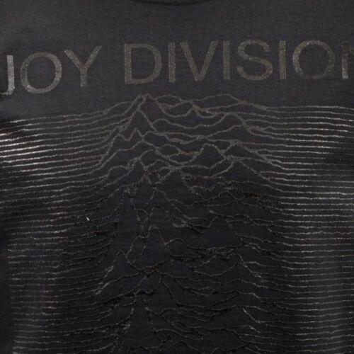 5XL Hommes Joy Division T-shirt Plaisirs Inconnus Ian Curtis post punk S