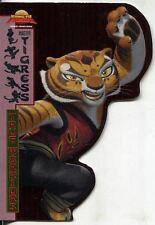 Kung Fu Panda True Warrior Die Cut Chase Card T-3