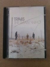 TRAVIS THE MAN WHO Mini Disc