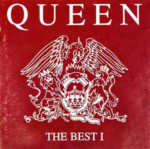 Queen-CD-The-Best-1-France-VG-VG