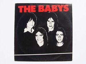The Babys - The Babys Vinyl LP Record Album IMPORT NEL