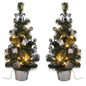 Kunstlicher weihnachtsbaum 45 cm