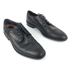 Cole Haan Lenox Hill Split Toe Oxford Mens Dress Shoes C11627 Leather Black  7.5M b203a98e331