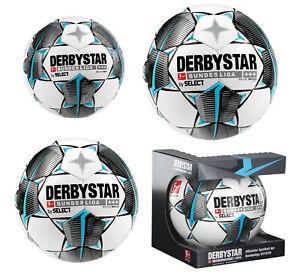 Fussball DERBYSTAR Bundesliga 2019-2020 Mini S-LIGHT Light Replica Matchball OMB