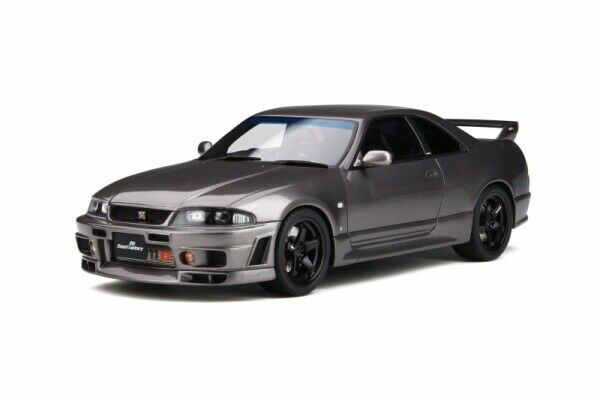 Otto 758 Nissan Skyline GT-R Grand Touring Car by Omori Factory 1 18 Limited...