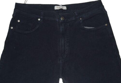 Pantalone uomo HOLIDAY fustagno caldo 46 48 50 52 54 56 58 60 elasticizzato blu