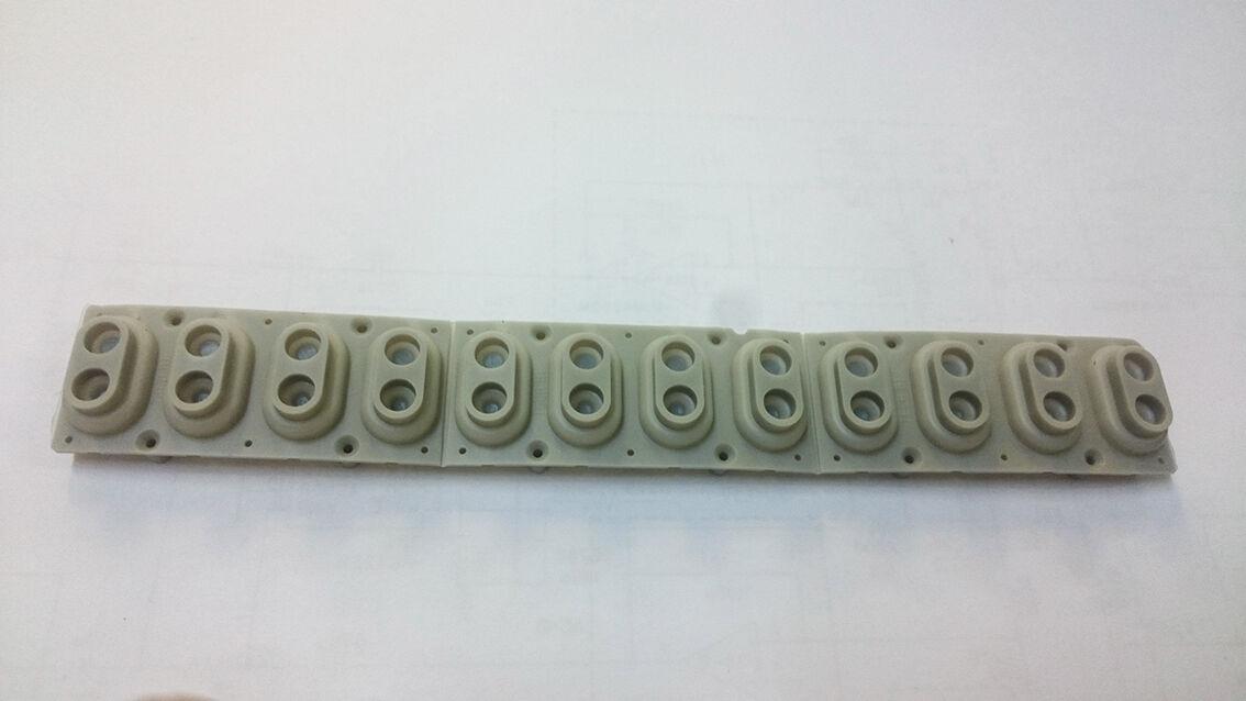 Korg PA3X PA2X PA800 PA80 PA4X PA1X Orginal Rubber Contact for 12KEY (100pcs)