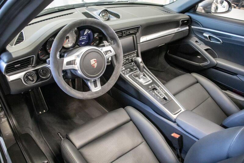 Porsche 911 Carrera 4S Cabriolet PDK - 7
