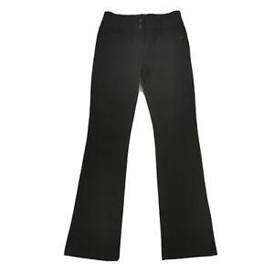 Womens-Next-Size-8-Lift-Slim-amp-Shape-Black-Bootcut-Jeans-Ladies-Pockets