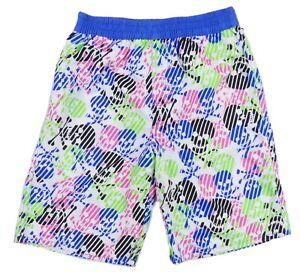 Boys-Swim-Shorts-Mesh-Lined-Swim-Shorts-Elasticated-Waist-8-13-Years-Exstore