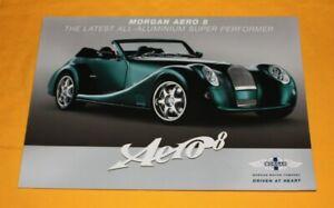 Morgan-Aero-8-Series-III-Prospekt-Brochure-Depliant-Prospetto-Catalog-Broschyr