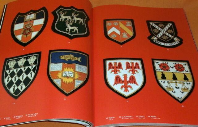 Emblem : Symbol of Blazer book from Japan badges uniform #0855