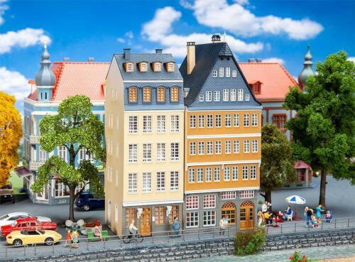 Faller H0 190163  Aktions-Set Stadthäuser am Donauufer   NEU//OVP