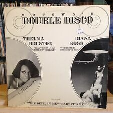 """[SOUL/FUNK]~NM 12""""~THELMA HOUSTON~DIANA ROSS~I Can't Go On Living Without Your L"""