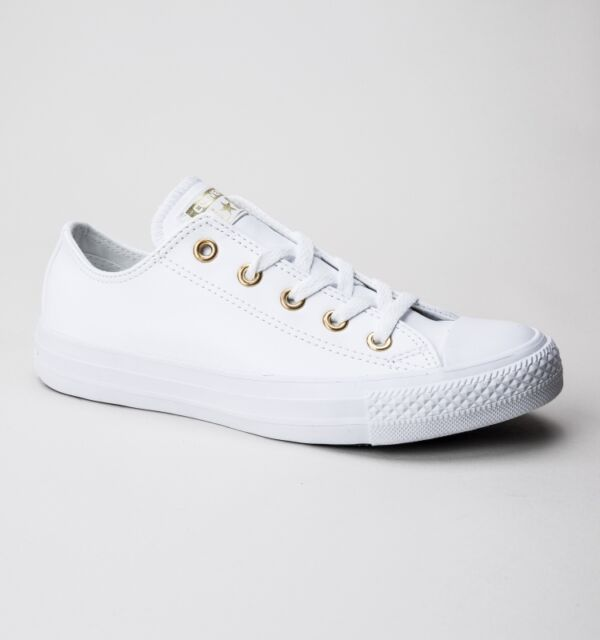 9c7adb636324 CONVERSE CHUCK TAYLOR ALL STAR OX CRAFT SL SHOE SHOES ORIGINAL WHITE 555963C