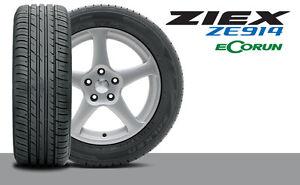 FALKEN-215-45R18-Ziex-ZE-914