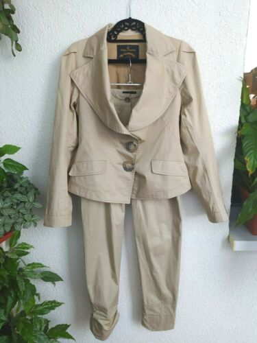 VIVIENNE WESTWOOD Anglomania Trouser Pant Suit Bei